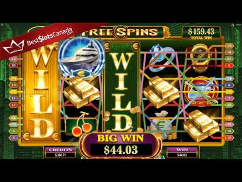 High Society Slot Bonus Super Big Win - BestSlotsCanada.com