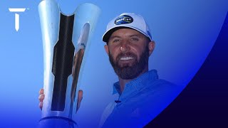 World Number 1 Dustin Johnson wins 2021 Saudi International | Final Round Highlights