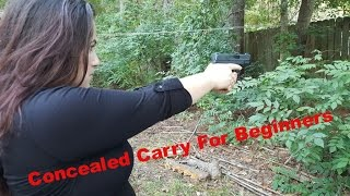 Top 5 Concealed Carry Don'ts!