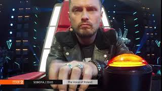 """The Voice of Poland"" – nowy sezon, nowi trenerzy - sobota o 20:05 w TVP2"