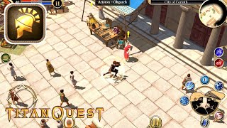 Titan Quest: Legendary Edition (Android) Gameplay screenshot 1