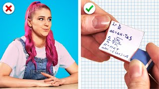 Super Smart School Hacks For A Fun Time and Good Grades!
