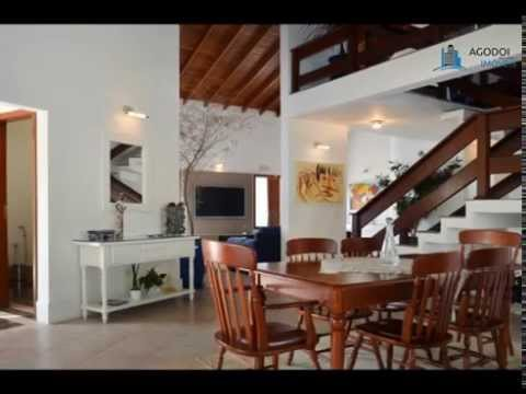 Youtube AGodoi Imóveis Capa: Casa Condomínio Park Lane no Guarujá - Balneário Praia do Pernambuco