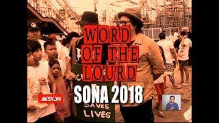 #WordOfTheLourd | SONA 2018