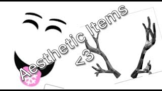 Aesthetic Items | Roblox | ItsThe Gamers
