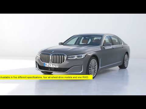 2020 BMW 7 Series Features