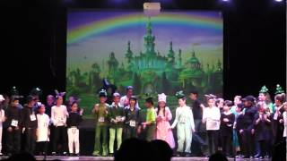 Stagecoach Malta   PAA Exams   The Wizard of OZ   Finale