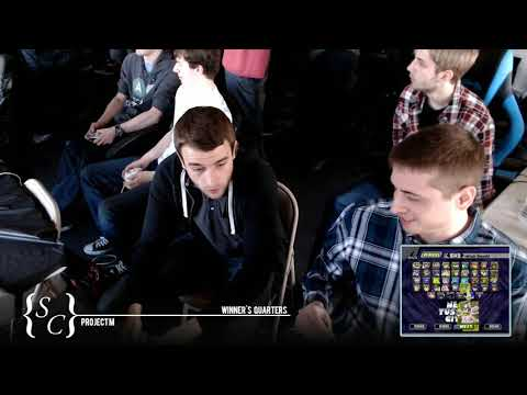 Mvzy (Dedede, Snake) vs Chaloopy (Falcon) - Wreck the Halls 3 PM Winner's Quarters