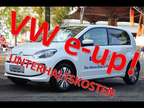 VW E-up! | 2018 | Unterhaltskosten