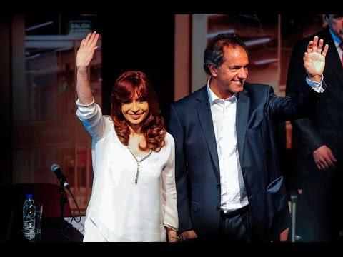 06 de NOV. Cristina Fernández inauguró Segunda Etapa del Polo Científico.