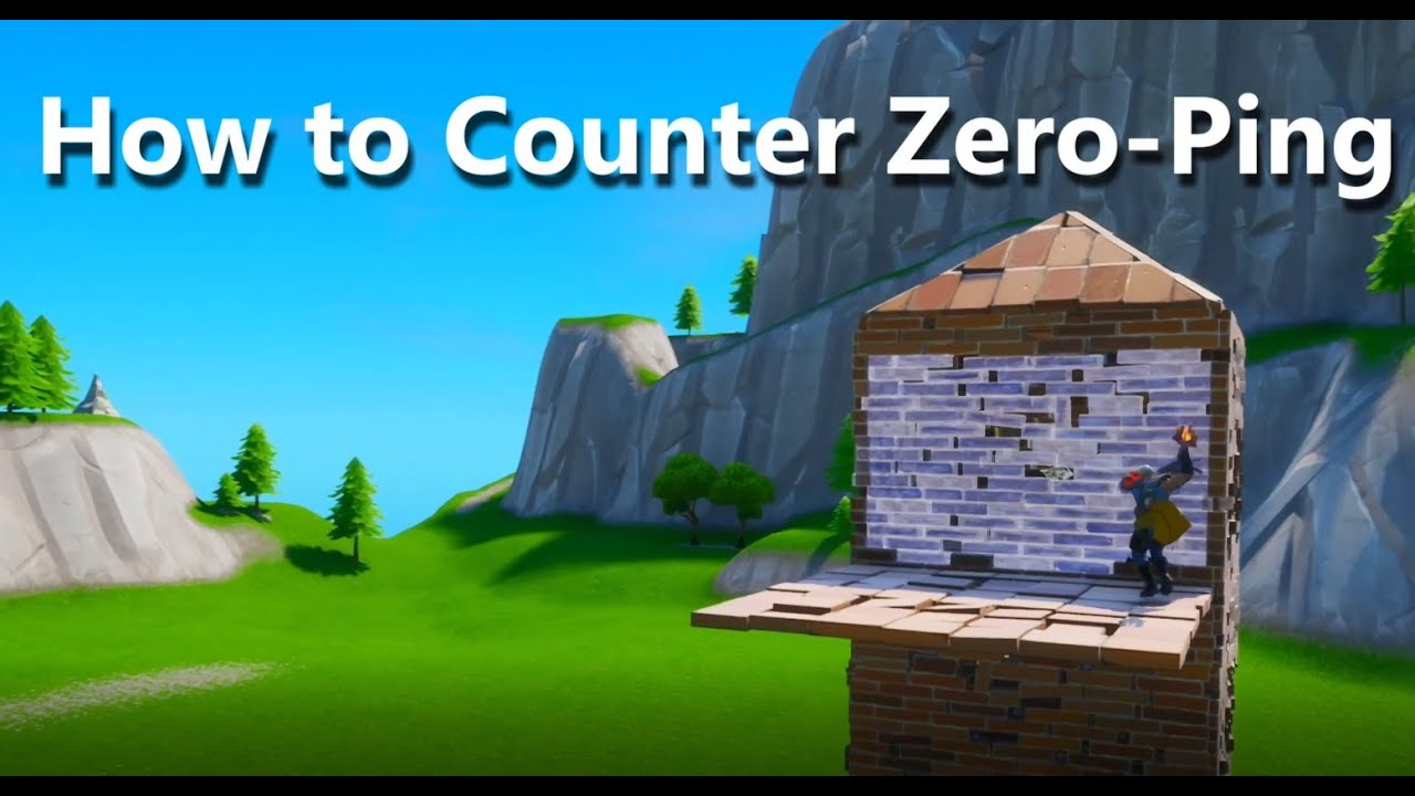 How to Counter Zero-Ping Warriors (Fortnite BR)