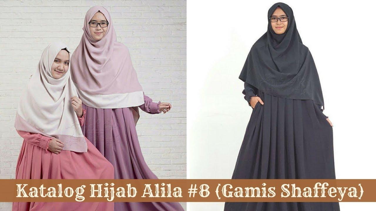 54 Gambar Kartun Hijab Alila HD Terbaik Gambar Kantun