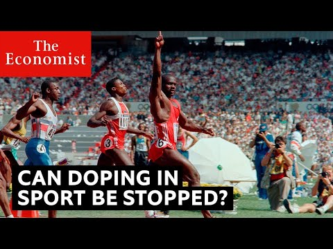 Doping in sport: why it can't be stopped | The Economist