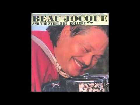 Beau Jocque - Zydeco Giant - 05 - I'm a Lonely Boy.wmv