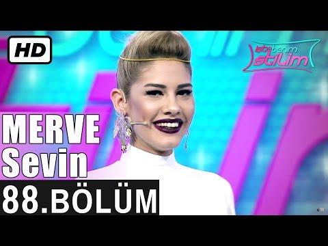 İşte Benim Stilim - Merve Sevin - 88. Bölüm 7. Sezon