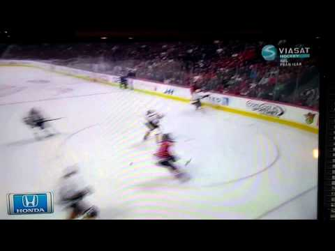 Kopia av Dennis Rasmussens First NHL goal for Chicago Blackhawks