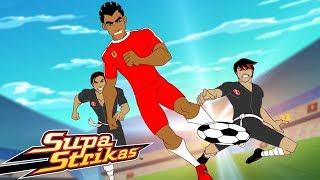 Supa Strikas - Jeux vidéo magnifiques | Dessins Animés De Foot Pour Enfants | Anime