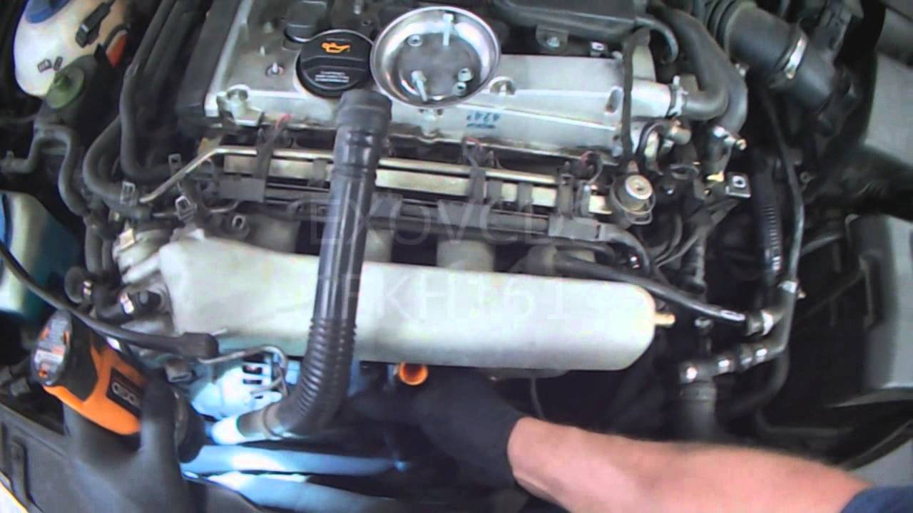 Vw A4 1 8t P1136 Fuel Trim System Too Lean Part 1 Youtube