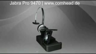 jabra pro 9470 Headset (360° View)