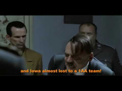 Hitler Finds Out that USC beat Ohio State
