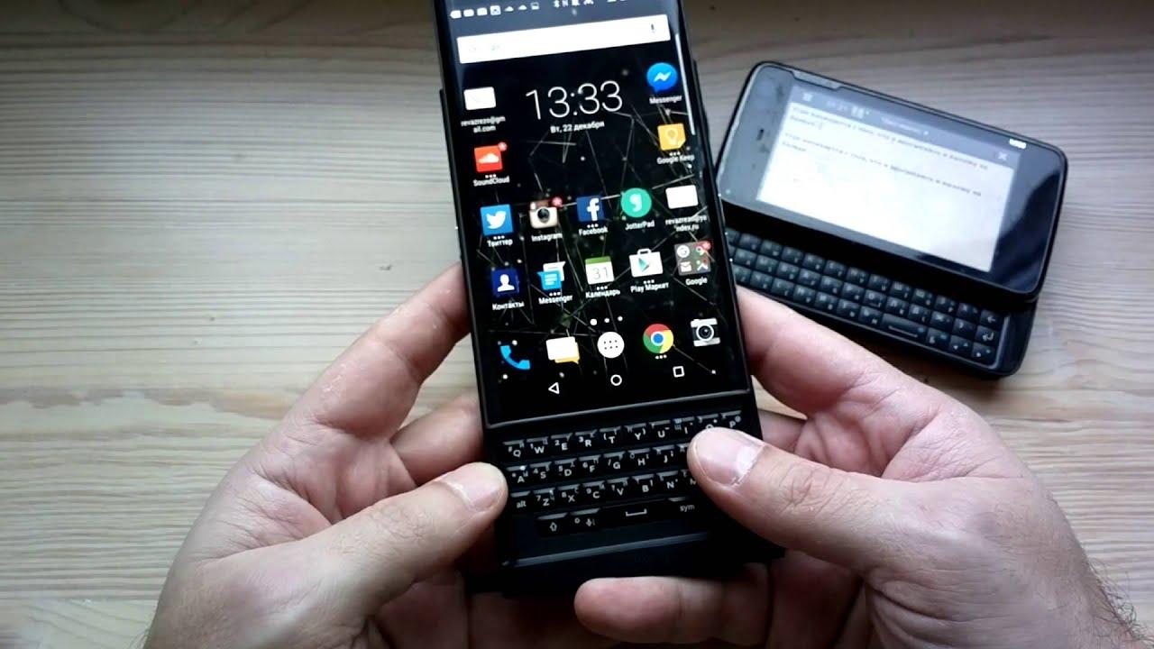 10 дней с BlackBerry PRIV
