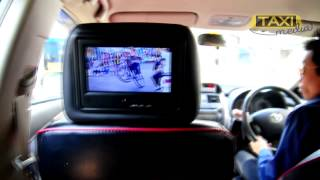 EST ads in taxi by Taximedia Thailand Thumbnail