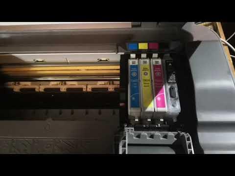 Принтер EPSON CX3700