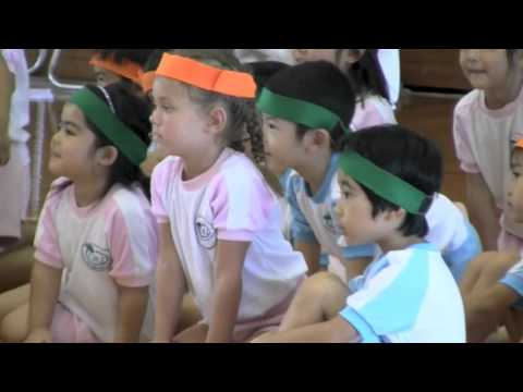 Clover Montessori International School Sport Day 2015