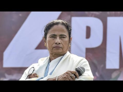 India Elections 2019: West Bengal CM Mamata Banerjee Addresses A Rally In Diamond Harbour, WB