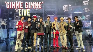 Nct 127 Gimme Gimme Live Performance