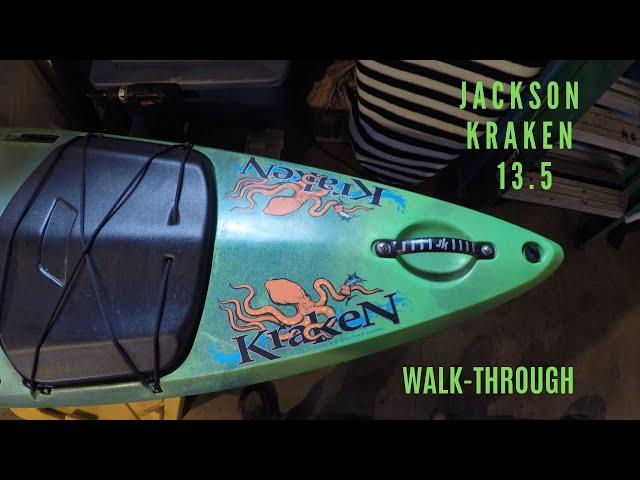 Jackson Kraken 13.5 Walk-Through