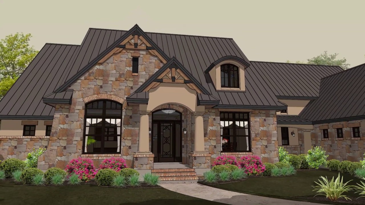 French Country House Plans 61 208 By Monsterhouseplans