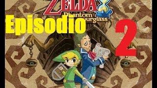 Guia Zelda Phantom HourGlass - Episodio 2 - Templo del Fuego, Blaaz & Espíritu del Valor