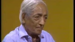 J. Krishnamurti - San Diego 1974 - Convers. 5 - Order comes from the understanding of our disorder
