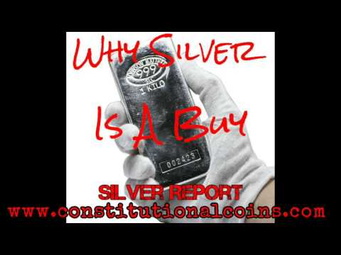 Why Silver Is A Buy Right Now Silver Price Has Nothing to Do With it! 2017 Federal Reserve goals