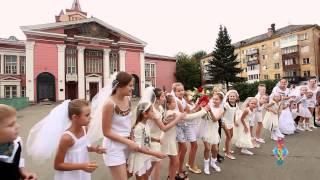 FLASH-MOB 'НЕПОСЕДЫ' (подарок на свадьбу)