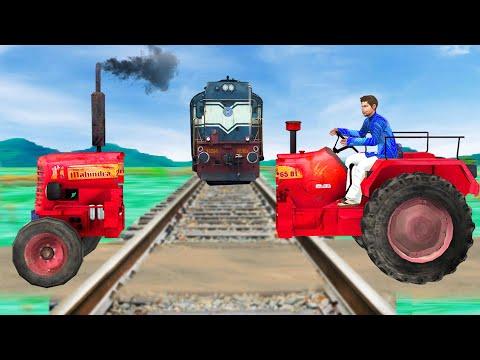 जादुई टूटा हुआ ट्रैक्टर Magical Broken Tractor हिंदी कहानिया Hindi Kahaniya Stories Comdey Video