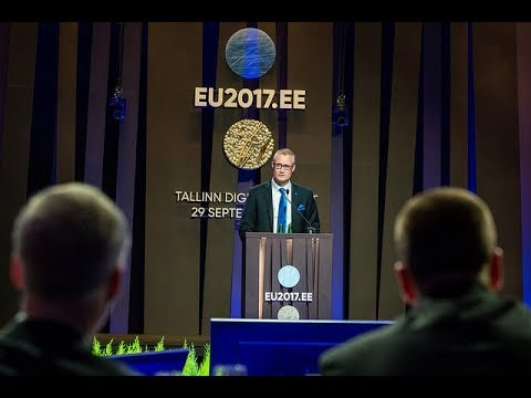 Tallinn Digital Summit – Keynote speech by Jarno Limnéll
