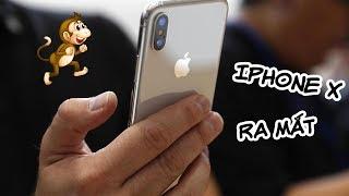 CHÍNH THỨC: iPhone 8 iPhone 8 Plus và iPhone X ra mắt