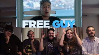 Free Guy - Official Trailer Reaction / Review