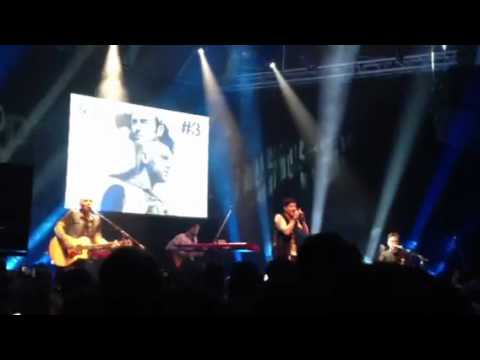 Good Ol Days - The Script live in Singapore