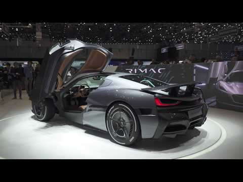 Live from Geneva 2018 - RIMAC C_TWO