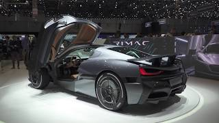 Live from Geneva 2018 - RIMAC C_TWO thumbnail