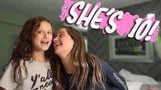 She's 10! (WK 400.4) | Bratayley