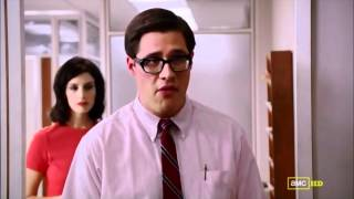Baixar Mad Men - Harry Crane's Thoughts on Megan Draper and Zou Bisou