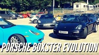 Porsche Boxster Evolution 986 987 981