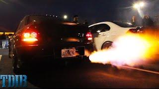 Jasmine 900+HP Evo Spits MASSIVE Flames!