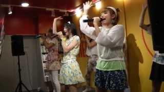 8/10 渋谷タワレコ インスト イントロ切れててスミマセン・・・