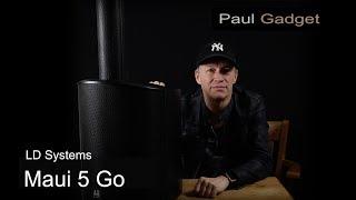 Maui 5 Go Test (deutsch) Der lauteste Bluetooth Akku Lautsprecher..?