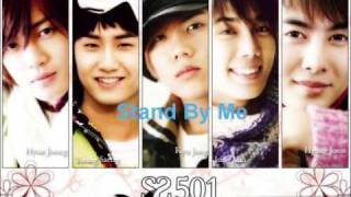 SS501 - Stand by Me